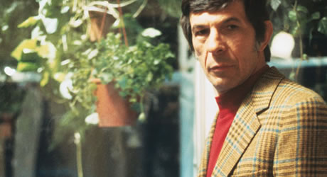 Leonard Nimoy in Invasion of the Body Snatchers