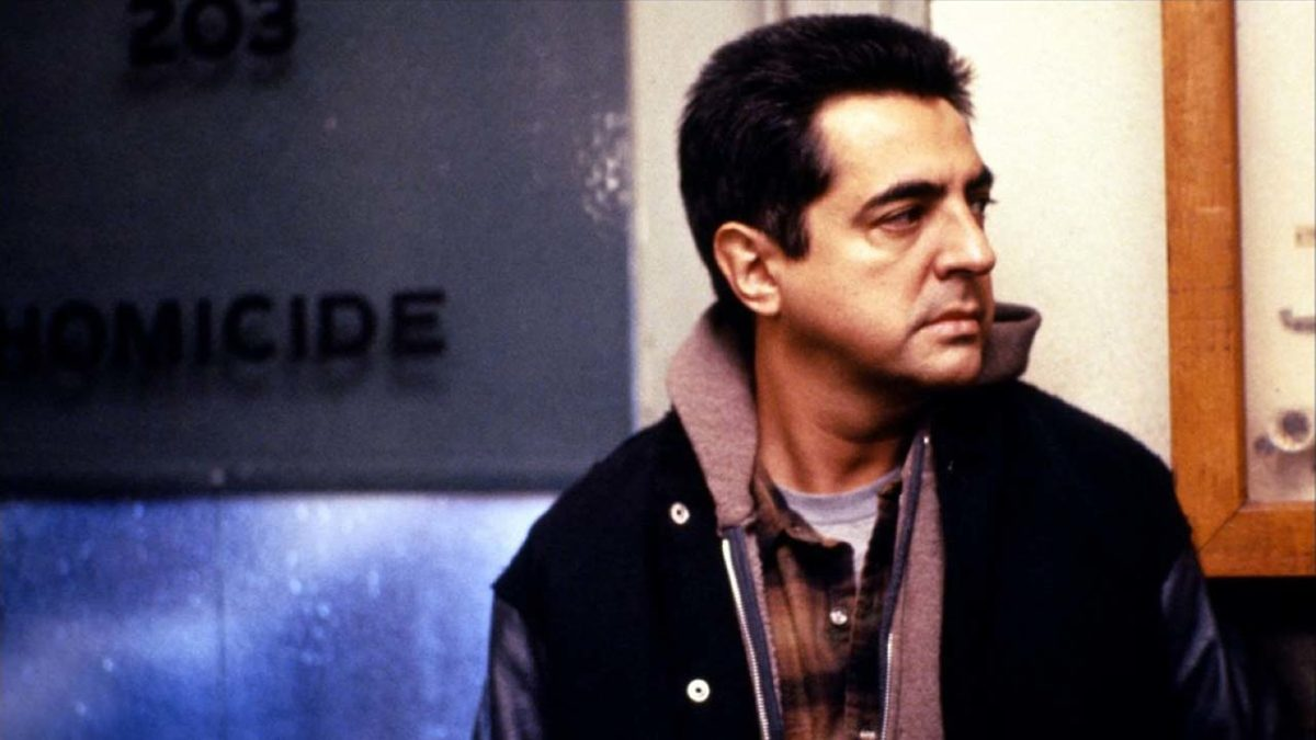 Joe Mantegna in Homicide
