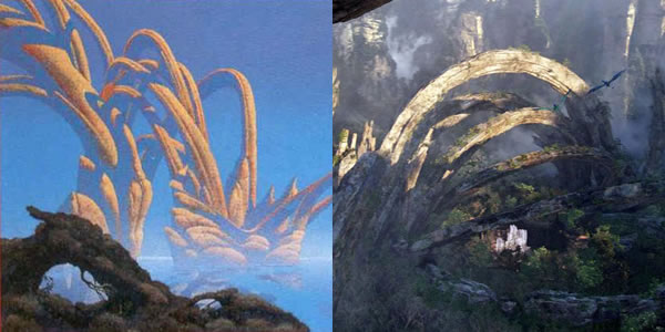 Yes Keys to Ascension Roger Dean Avatar