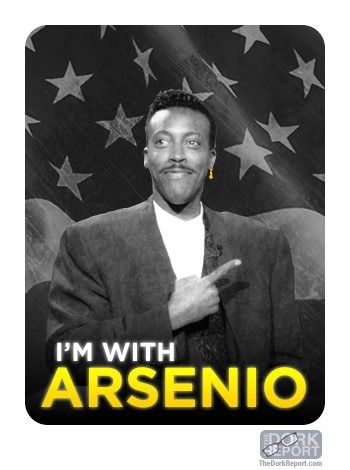 I'm With Arsenio