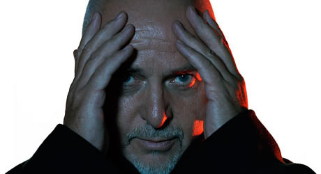Peter Gabriel Scratch My Back