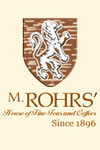 Where not to go for coffee in Manhattan: M. Rohrs' House of Fine Teas & Coffees