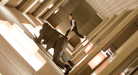 Christopher Nolan's Fugue State: Inception