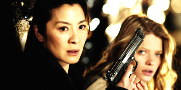 Michelle Yeoh and Melanie Thierry in Babylon A.D.
