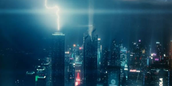 The Manhattan of the Future Babylon A.D.