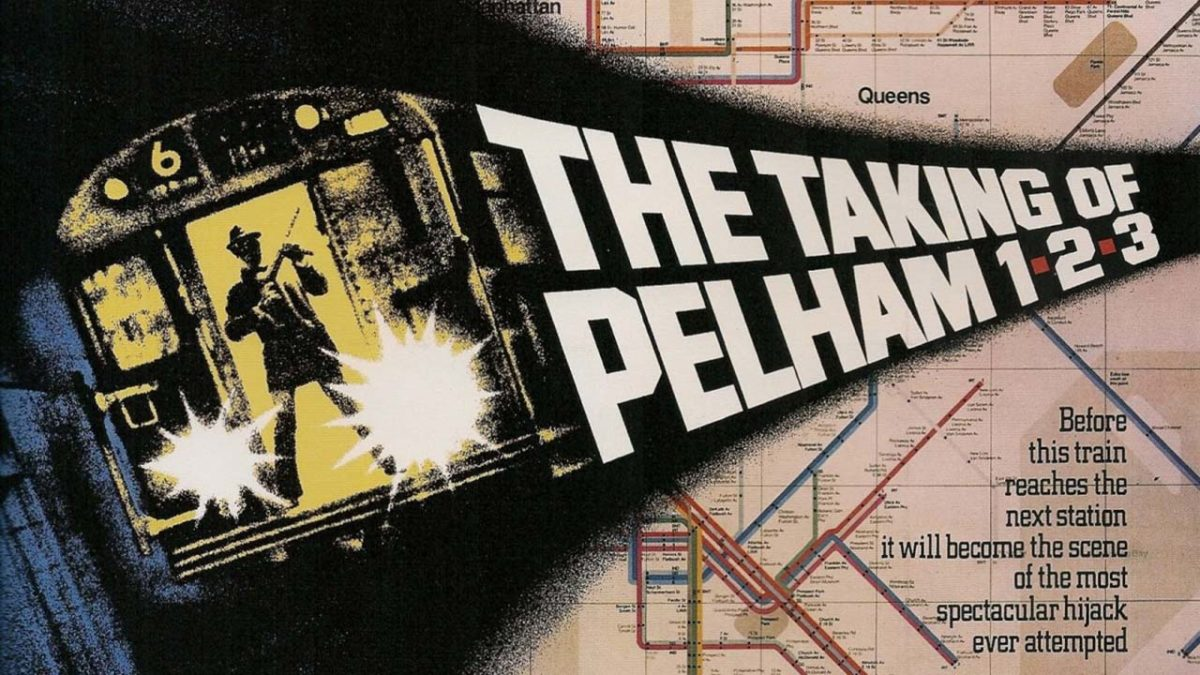 Gritty, Grimy, and Graffitied: The Taking of Pelham One Two Three