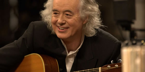 Jimmy Page in It Might Get Loud