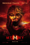 The Mummy 3 Tomb of the Dragon Emperor movie poster