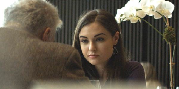 Sasha Grey in The Girlfriend Experience