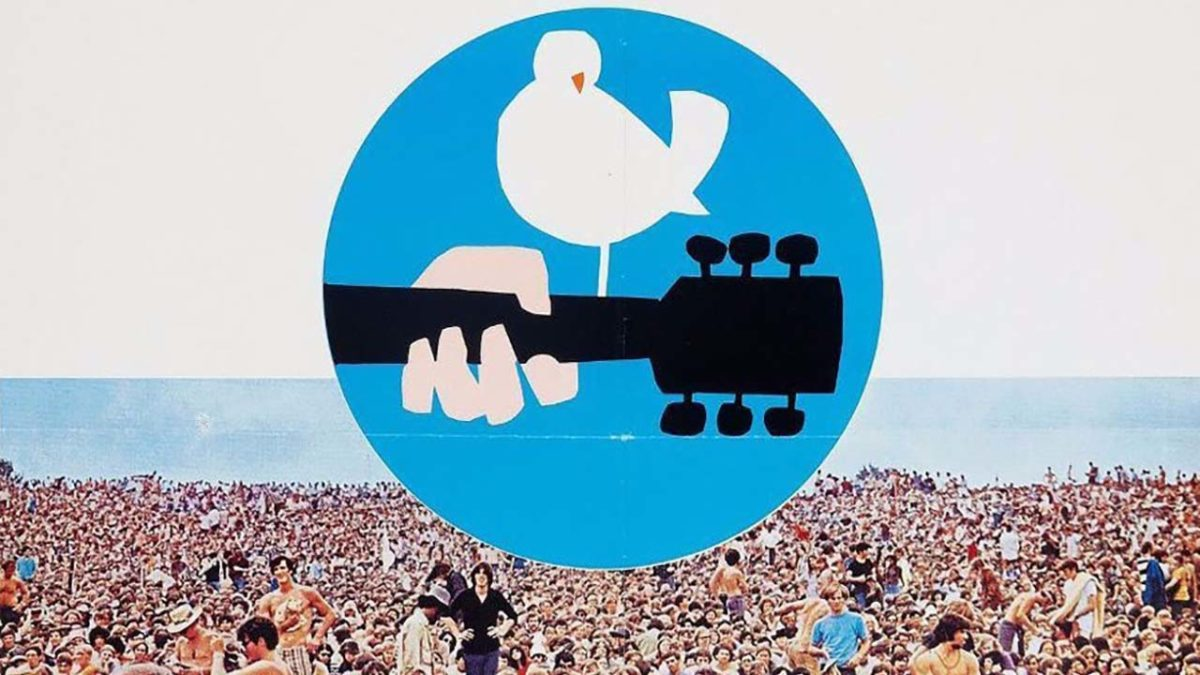 Hey Man, It's Your Trip: Woodstock