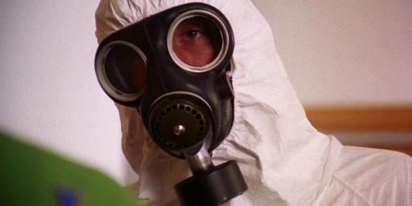 A scene from George A. Romero's The Crazies