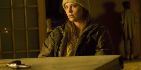 Charlize Theron in The Road