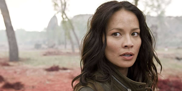 Moon Bloodgood in Terminator Salvation