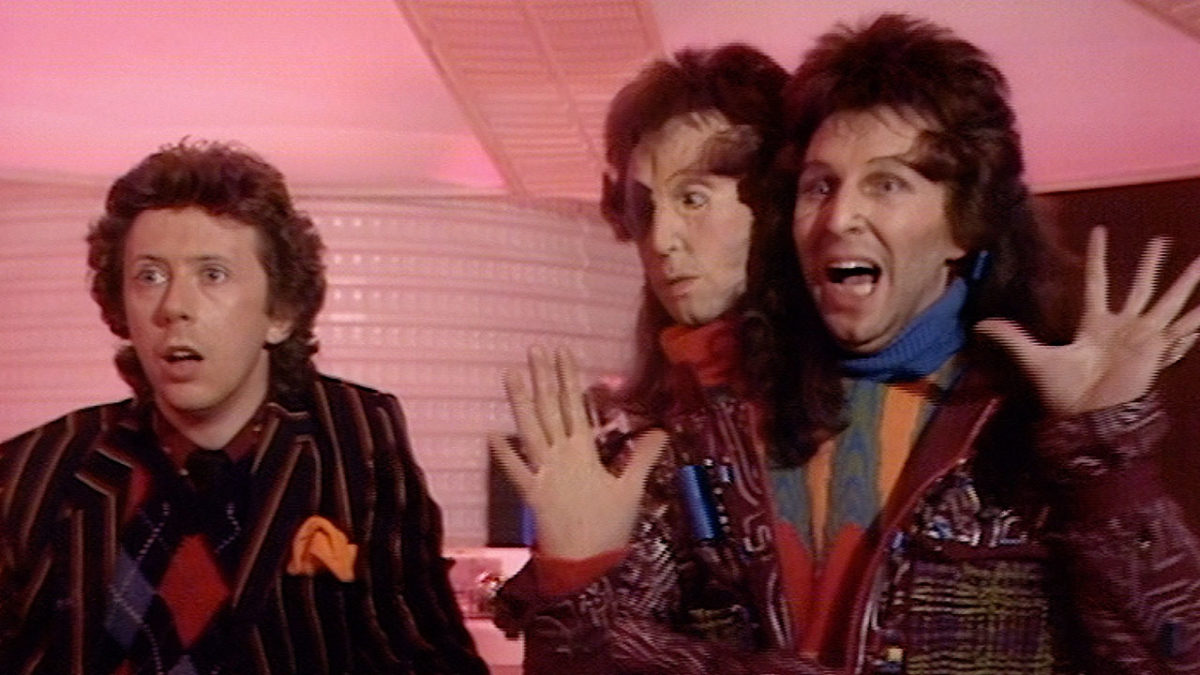 The Hitchhiker's Guide to the Galaxy: From Radio to TV