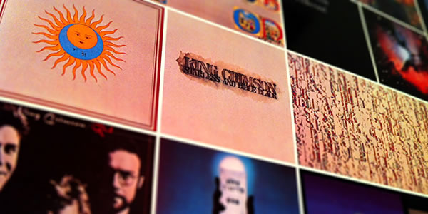 The Young Person's Guide to King Crimson inner gatefold