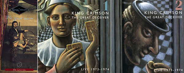 King Crimson The Great Deceiver