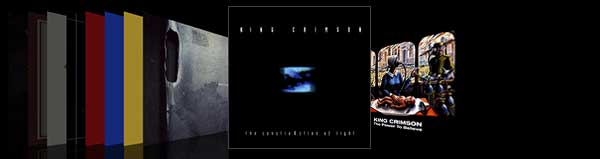 King Crimson The ConstruKction of Light
