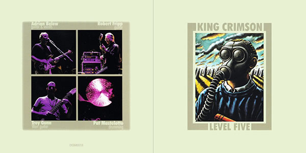 King Crimson Level Five