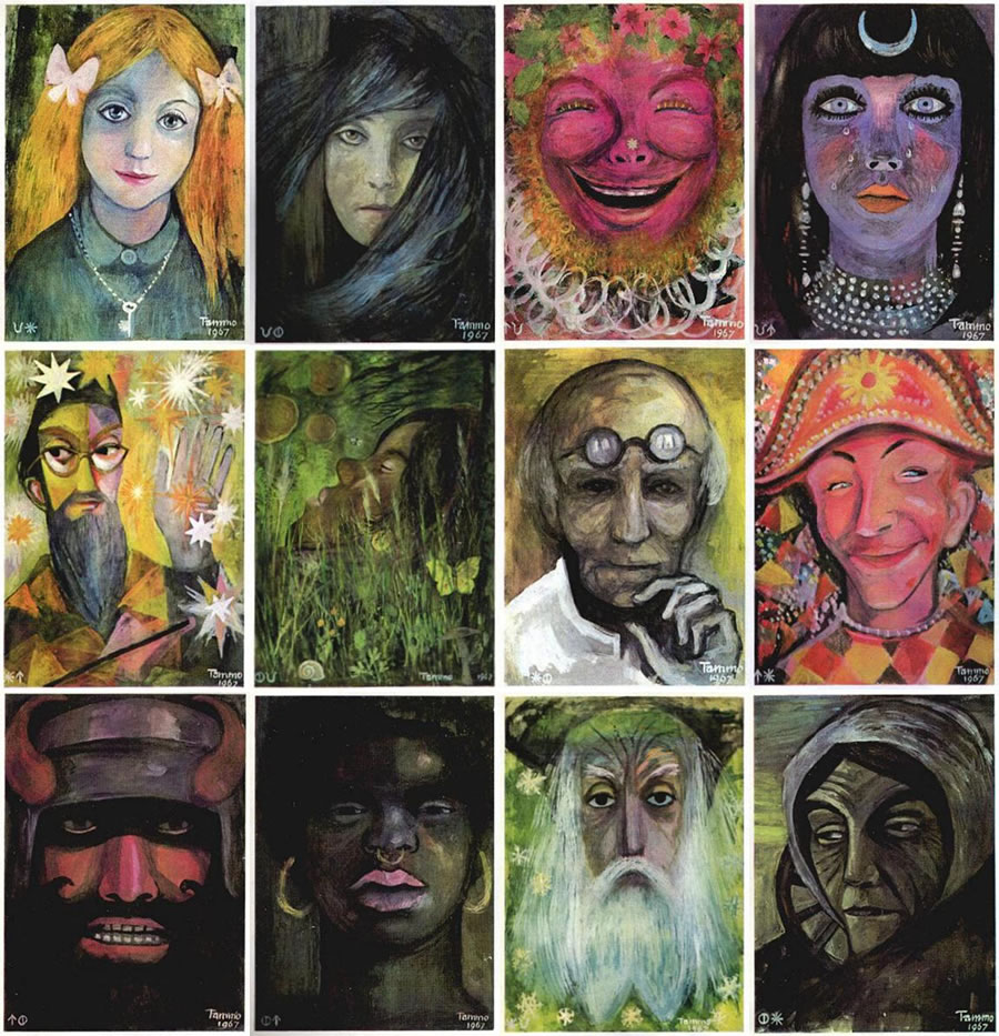 Tammo de Jongh's The 12 Faces of Humankind