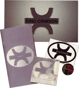 King Crimson THRAK limited edition