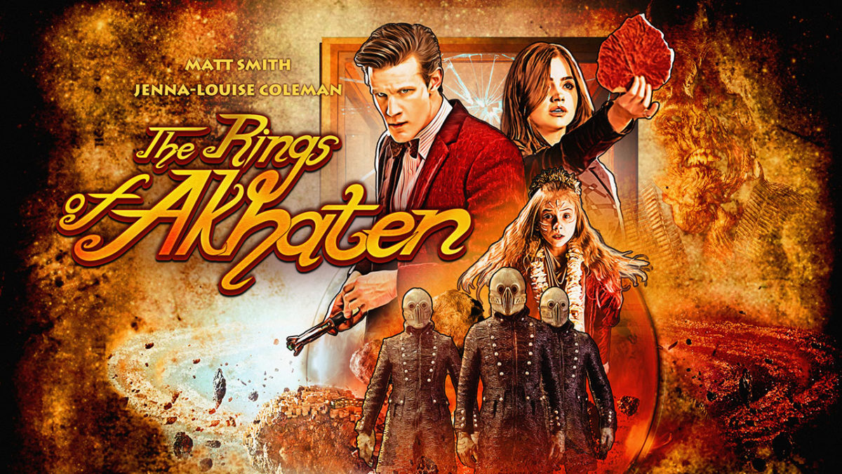Imagine There's No Religion: Doctor Who and The Rings of Akhaten
