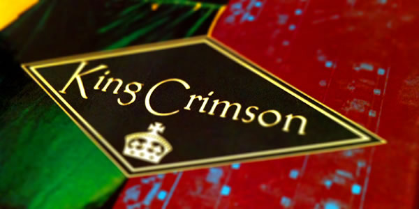 King Crimson - Frame by Frame The Essential King Crimson - logo