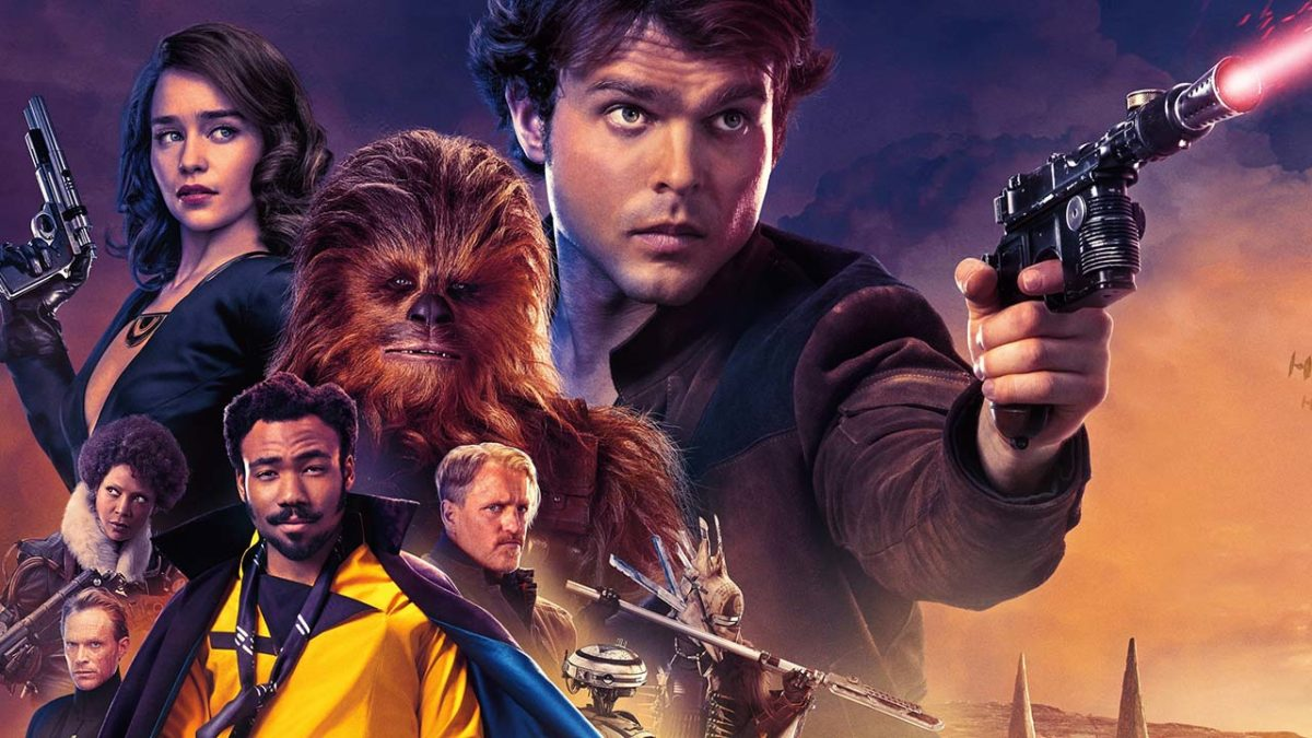 Gorging on Nostalgia: Solo: A Star Wars Story