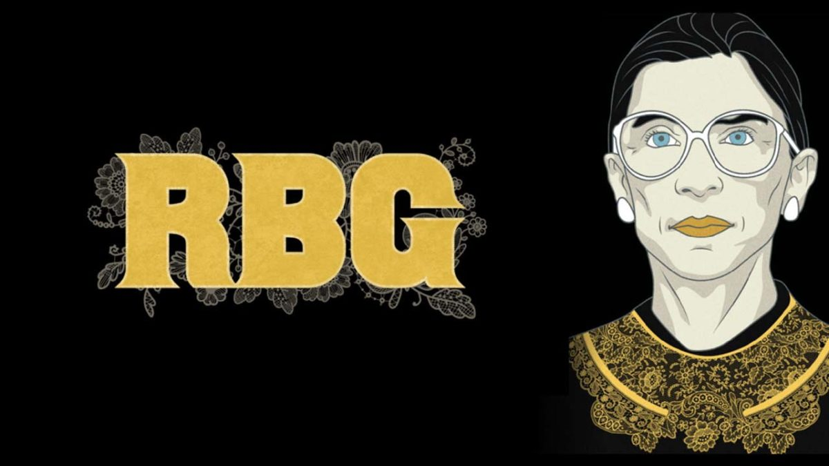 The Notorious Ruth Bader Ginsberg champions intelligence and equality in the documentary 'RBG'