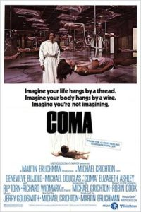 Coma movie poster