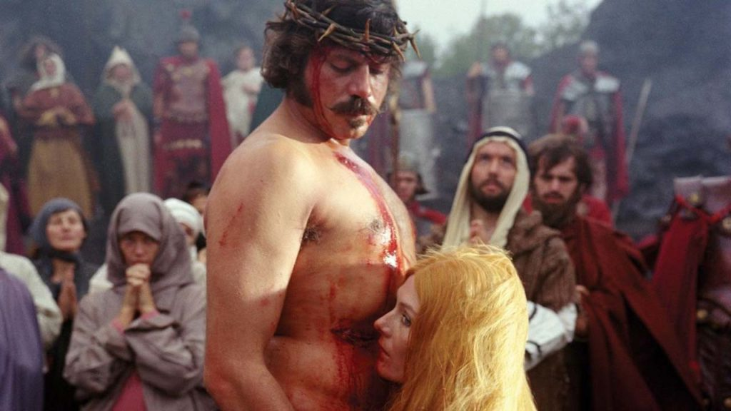 Oliver Reed in The Devils