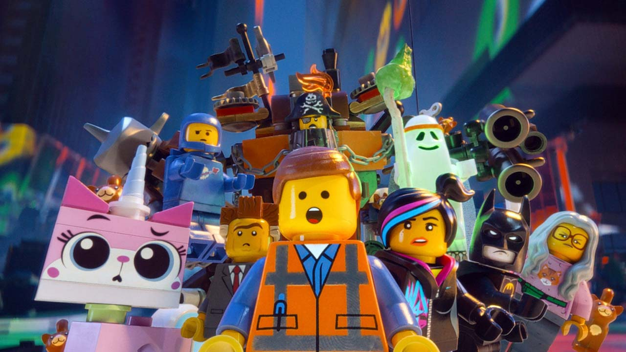 The Lego Movie Part 2: The Second Part